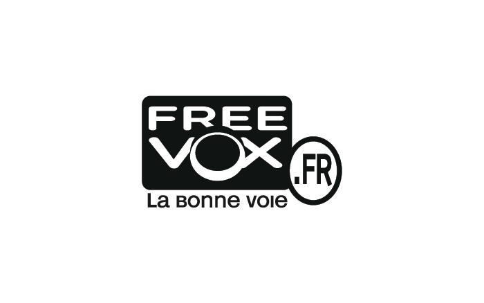 Logotype Freevox